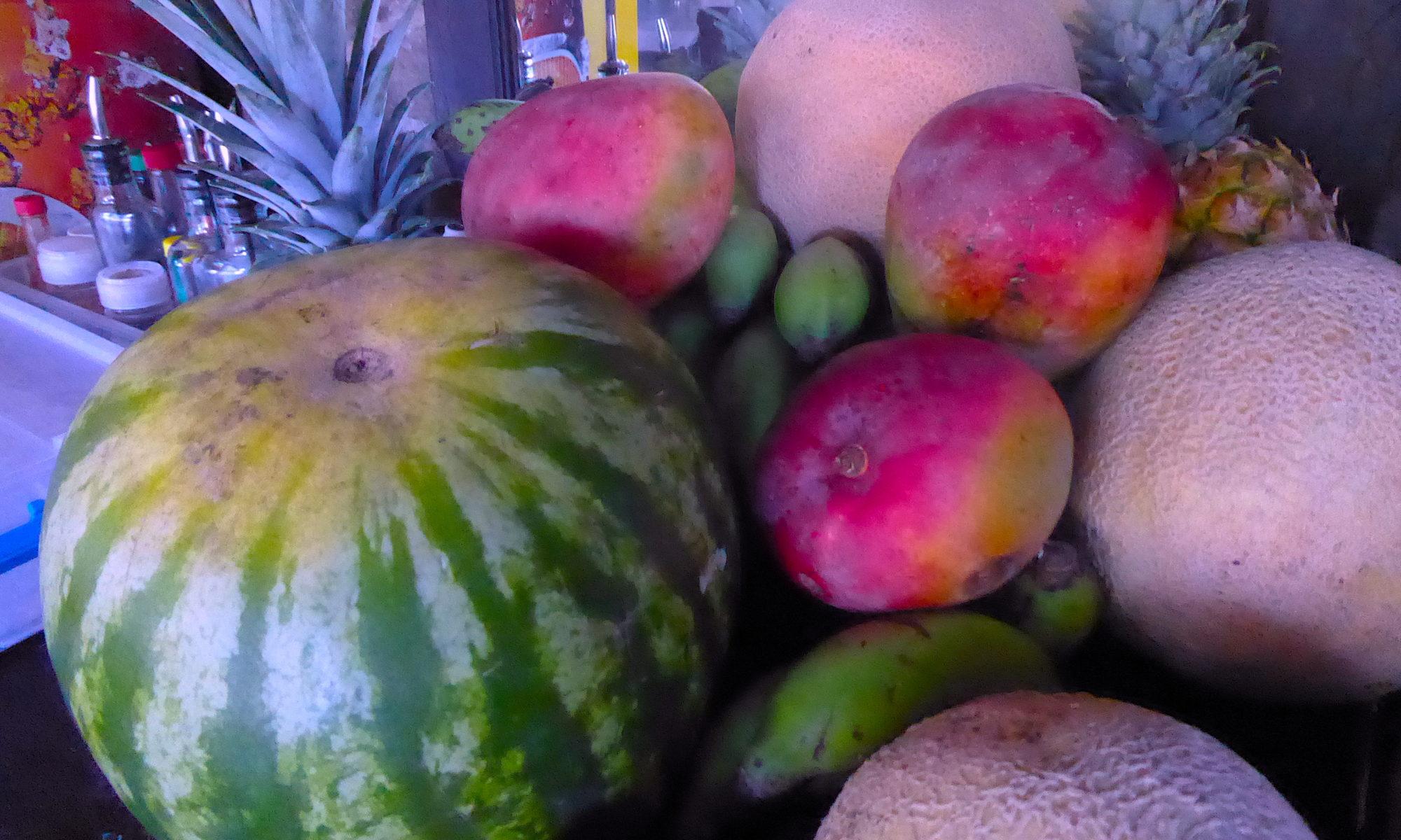 vitaminreiches Obst in Samara, Costa Rica