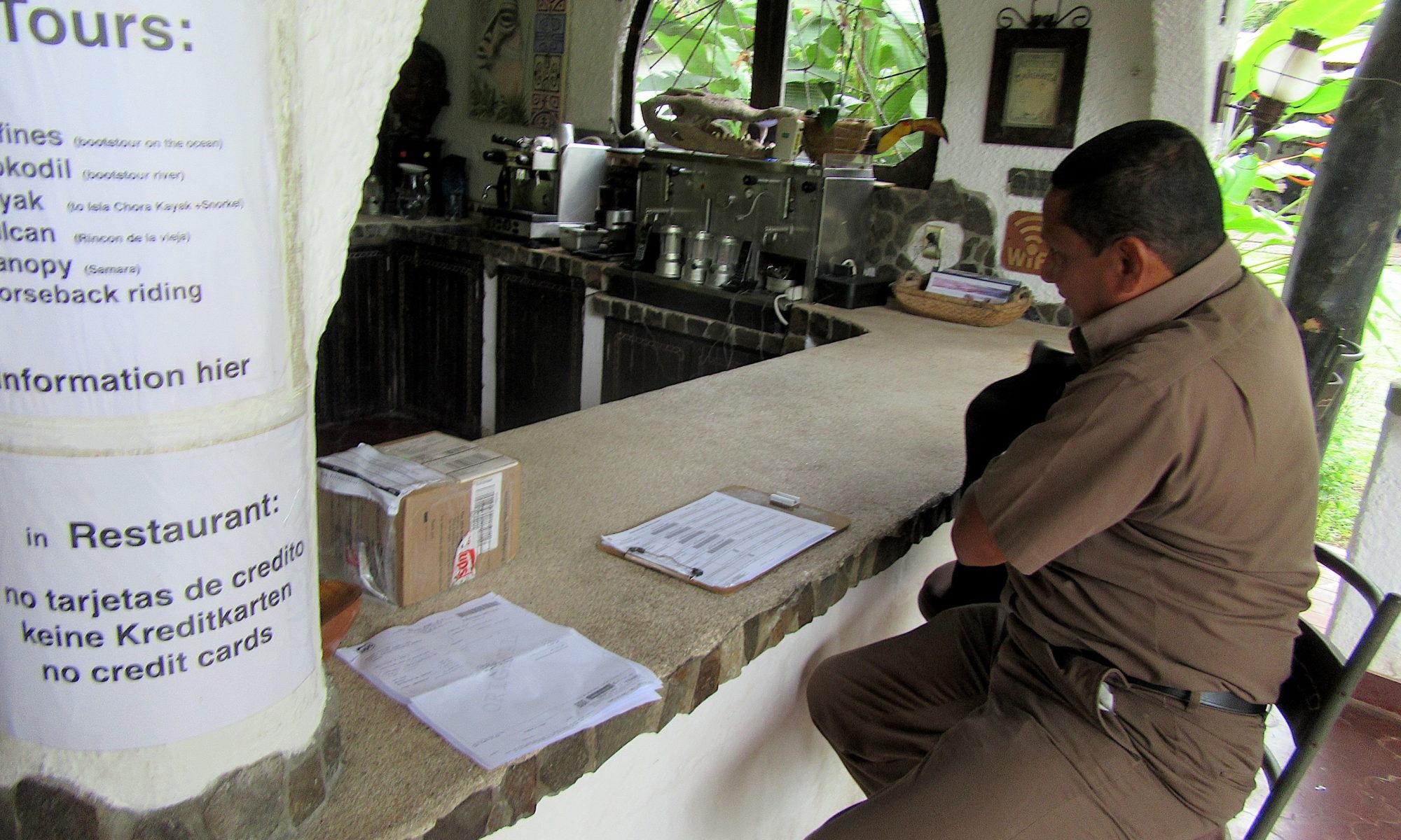 Costa Rica Zoll Probleme