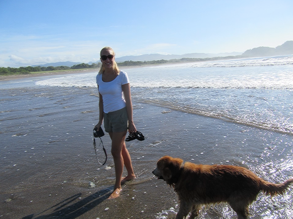 Praktikum Costa Rica Strand